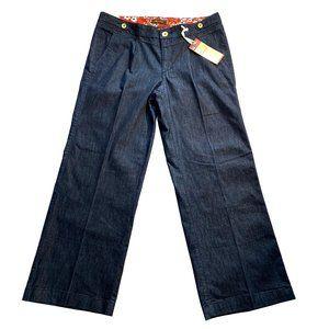 🆕 LEE One True Fit Indigo Rinse Dressy Pants